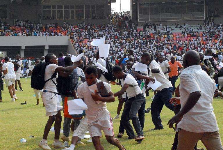 Νιγηρία: Νεκροί και τραυματίες σε στάδιο