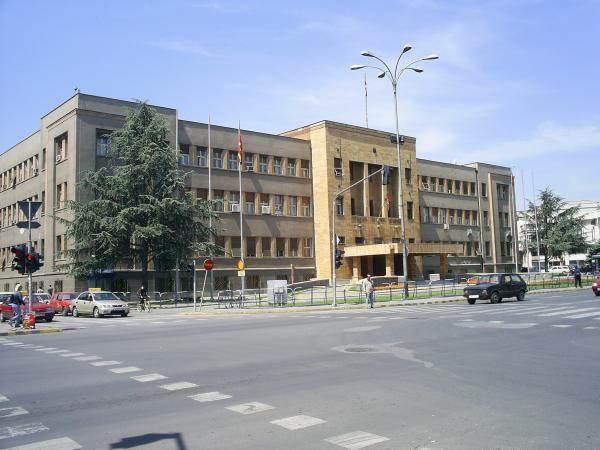 Η αναθεώρηση του Συντάγματος στη Βουλή της πΓΔΜ