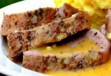 Χοιρινό κατσαρόλας