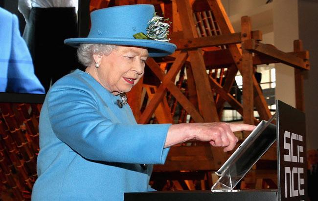 Η Βασίλισσα Ελισάβετ Β