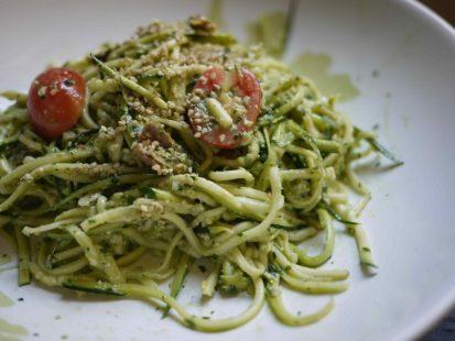 spaghetti-pestontomatinia