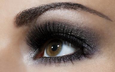 smokey eyes, μάτι, μακιγιάζ