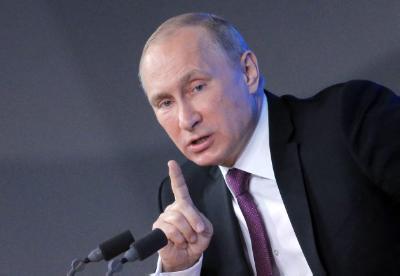 Πρόεδρος Πούτιν