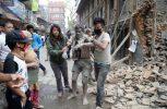 Χίλιοι οι νεκροί από το σεισμό στο Νεπάλ