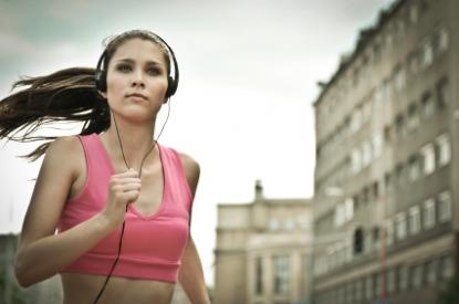 Γυμναστική, μουσική