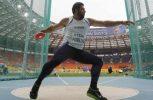 Νέο παγκύπριο ρεκόρ με 65.69μ. στη δισκοβολία ο Παρέλλης και πάει Ρίο