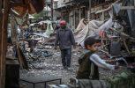 Εκκληση για κατάπαυση του πυρός στη Συρία από Ουάσινγκτον και Ριάντ