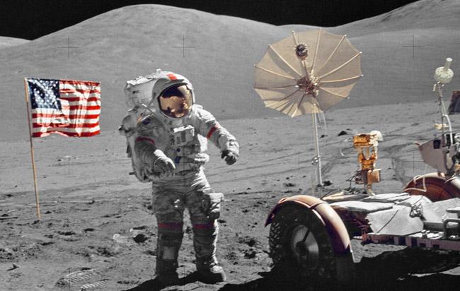 APOLLO 17, NASA, ΝΑΣΑ, ΔΙΑΣΤΗΜΟΠΛΟΙΟ, ΑΣΤΡΟΝΑΥΤΗΣ, ΣΕΛΗΝΗ