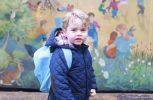 Ο πρίγκιπας Τζορτζ θα πάει σχολείο