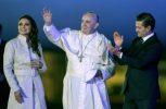 Ο Πάπας Φραγκίσκος στο Μεξικό για τη διαφθορά και το εμπόριο ναρκωτικών