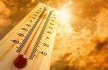 Καύσωνας και σήμερα με 39 κελσίου