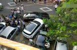 Κίνα: Της έκλεισε το δρόμο και εκείνη του συνέθλιψε την Jaguar (video)