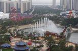 Κίνα: Η Wanda παρουσίασε το πρώτο θεματικό πάρκο της που ανταγωνίζεται την Ντίσνείλαντ