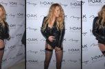 Βραδινή έξοδος με τις ζαρτιέρες της για την Mariah Carey
