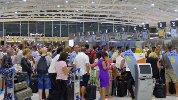 Αυξήθηκαν σημαντικά τα ταξίδια κατοίκων Κύπρου στο εξωτερικό τον Δεκέμβριο