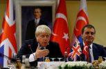Ο Μπόρις Τζόνσον επαινεί το τέλειο τουρκικό του πλυντήριο