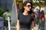 Amal Clooney: Η εντυπωσιακή εμφάνιση στη Νέα Υόρκη
