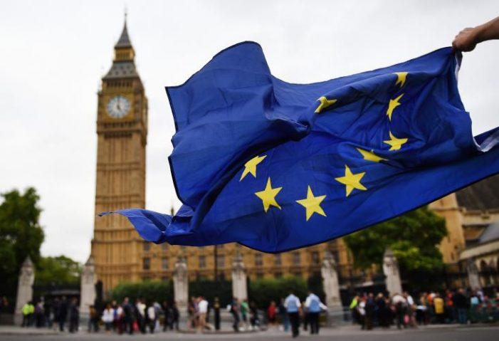 Ολοκληρώθηκε η συζήτηση για το Brexit – Άρχισε η ψηφοφορία