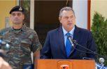 Καμμένος: Λύση μόνο με αποχώρηση στρατευμάτων και κατάργηση εγγυήσεων