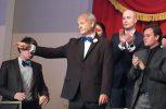 Με το βραβείο «Mark Twain» τιμήθηκε ο ηθοποιός Μπιλ Μάρεϊ