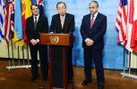 Ελβετία: Δεν αποκλείεται η παρουσία του ΓΓ του ΟΗΕ
