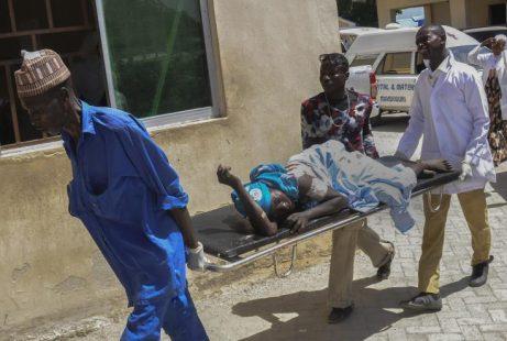 Νιγηρία, επίθεση καμικάζι