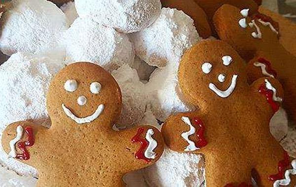 Φτιάξετε χριστουγεννιάτικα μπισκότα με τζίντζερ!