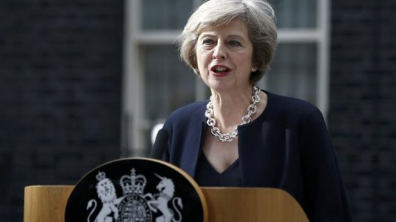 Τερέζα Μέι: Ώρα να ενωθούμε και να υλοποιήσουμε το Brexit