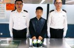 Κίνα: Έκρυψε 1.000 διαμάντια στα παπούτσια του