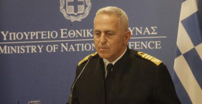 Ορκίστηκε ο νέος υπουργός Άμυνας της Ελλάδας, Ευάγγελος Αποστολάκης