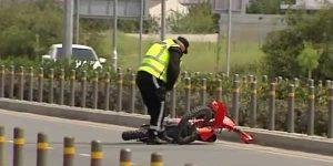 Λευκωσία: Θανατηφόρο με θύμα μοτοσικλετιστή