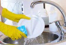 Eξοντώστε τα μικρόβια από το σφουγγάρι των πιάτων!