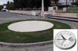 Γιγάντιο ηλιακό ρολόι θα κασκευαστεί στην Πλατεία της Κισσόνεργας