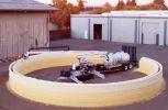 Ρομπότ οικοδόμος εκτυπώνει κτίριο από αφρό (Video)