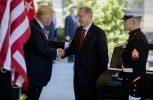 Συνομιλία στο πόδι Ερντογάν – Τραμπ