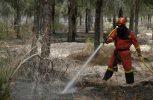 Ισπανία: Χιλιάδες άνθρωποι εγκατέλειψαν τα σπίτια τους λόγω φωτιάς