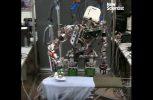 Η χαρά της νοικοκυράς… ρομπότ σιδερώνει ρούχα!