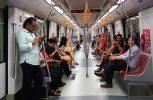 Κίνα: Βαγόνια μόνο για γυναίκες στο μετρό της Γκουανγκτζόου
