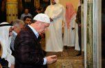 Αδιαθεσία Ερντογάν στο τζαμί που πήγε να προσευχηθεί