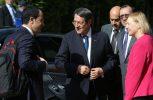 Αυστηρότατο διάβημα Αναστασιάδη προς Έιντε για τα όσα αναφέρει δημόσια για Κραν Μοντάνα