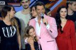 Η κόρη του Σάκη έκλεψε την παράσταση στον τελικό του X Factor