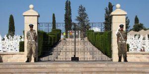 Αντικατοχική εκδήλωση από Δήμους Επαρχίας Κερύνειας στον Τύμβο Μακεδονίτισσας