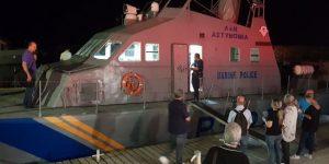 'Ενα άτομο συνελήφθη ως διακινητής σε σχέση με την άφιξη μεταναστών στον Πωμό