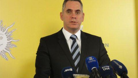 Ν.Παπαδόπουλος: Οι δηλώσεις Έιντε καταρρίπτουν άλλο ένα μύθο της δικής μας πλευράς για τις ευθύνες
