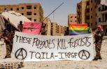 Ομοφυλόφιλοι αναρχικοί πολεμούν τζιχαντιστές στη Ράκκα της Συρίας
