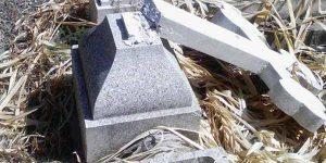 Ο Δήμος Κερύνειας καταγγέλλει πρόσφατους βανδαλισμούς στο κοιμητήριο της πόλης