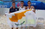 Κοινοπολιτειακοί Αγώνες Νέων 2017: 4ο μετάλλιο για την Κύπρο