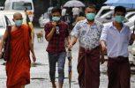 Επτά βουδιστές εθνικιστές διαδηλωτές σκοτώθηκαν σε ταραχές στην επαρχία Ραχίν