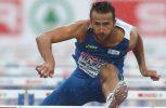 Ο Μ. Τραϊκοβιτς στο Παγκόσμιο Πρωτάθλημα Κλειστού Στίβου του Μπέρμινχαμ