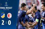 Φαβορί για πρόκριση ο ΑΠΟΕΛ μετά το 2-0 επί της Σλάβια
